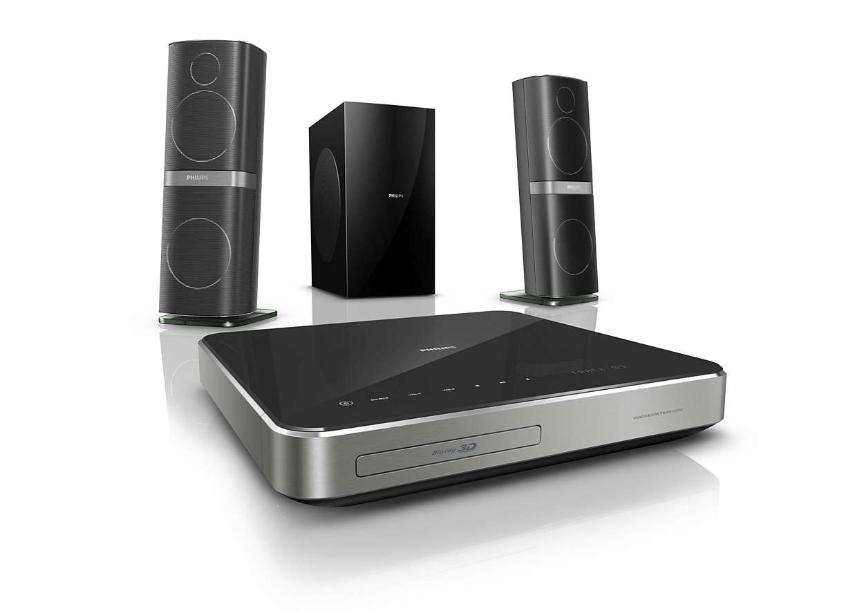 How To Design A Home Theater Sound System