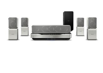 Philips  Sistema de Home Theater 5.1  HTS9520/55