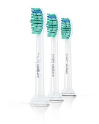 Philips  Standard sonic toothbrush heads 3-pack HX6013/64