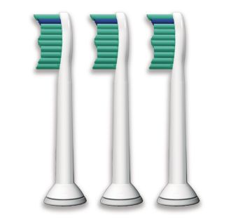 Philips  Standard sonic toothbrush heads 3-pack HX6013/66