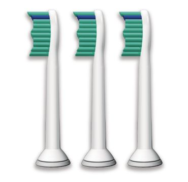 ProResults 3-pack Standard sonic toothbrush heads