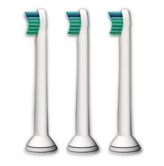 Philips  Compact sonic toothbrush heads 3-pack HX6023