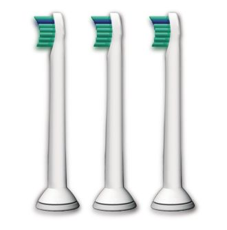 Philips  Compact sonic toothbrush heads 3-pack HX6023/66