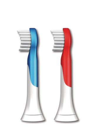 Philips  Compact sonic toothbrush heads 2-pack HX6032/62