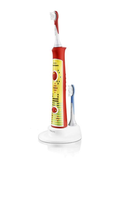 For Kids 2 mode Rechargeable sonic toothbrush