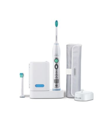FlexCare 3 modes Rechargeable sonic toothbrush