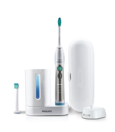 FlexCare+ 5 modes Rechargeable sonic toothbrush