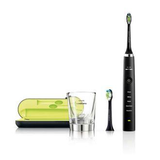 充电式声波震动牙刷