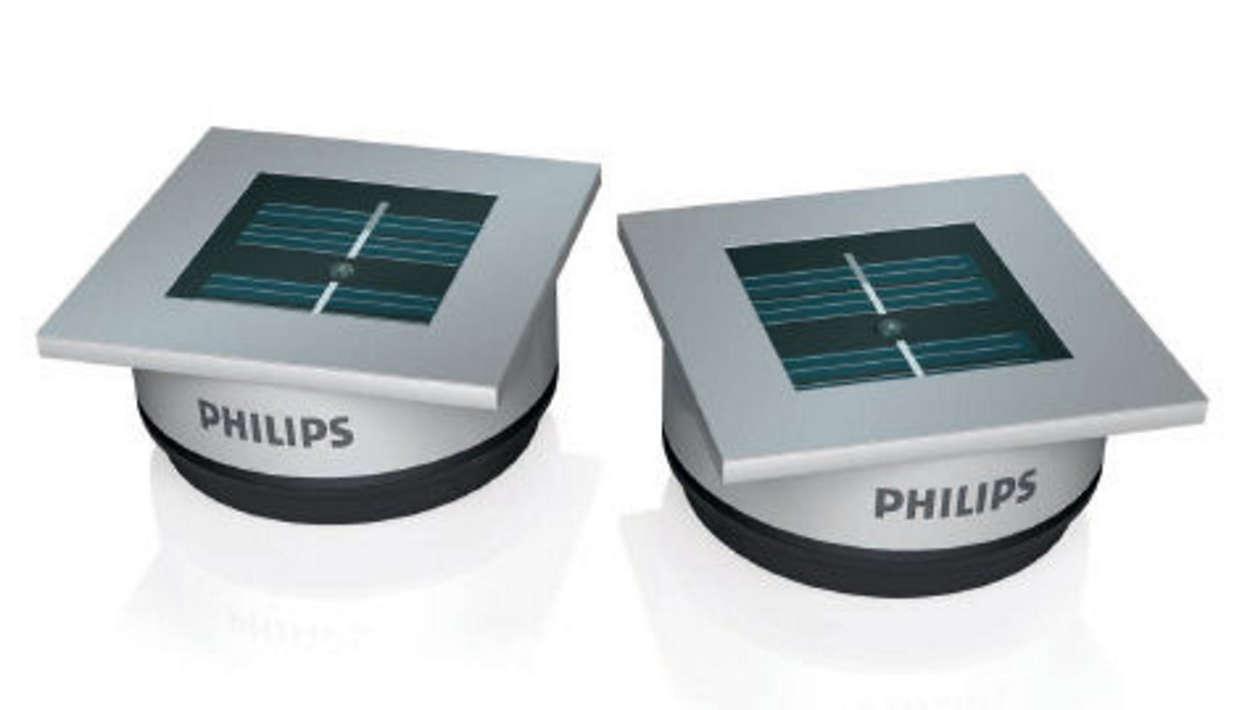 luminarias solares lac41awsc 10 philips