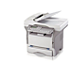 Laserfax med printer, scanner og WLAN