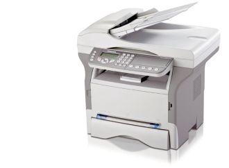Philips  Laserski faks s tiskalnikom, bralnikom in WLAN LaserMFD 6050 WLAN LFF6050W/INB