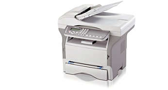 LaserMFD 6080 Network Laserfax with printer