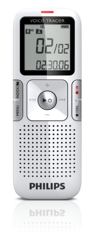 Philips  digital recorder  LFH0612/27