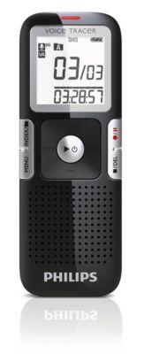 Digitale recorder met ruisonderdrukkende microfoon en Cl