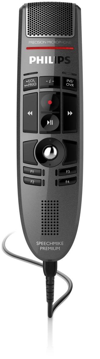 Philips  Micrófono con USB  LFH3500/00