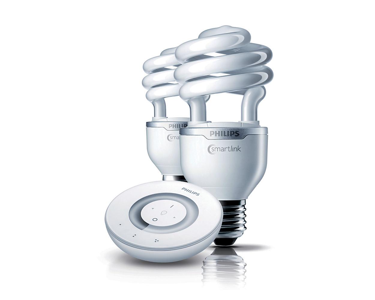 Philips Energy Saving Light Bulb Bayonet B22 Living Whites Bulbs