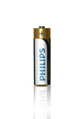 Philips  Battery AA LR6E4B/17