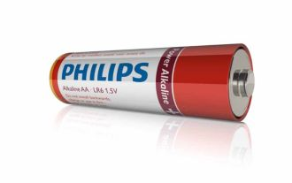 Philips  Battery AAA LR6P4D/27