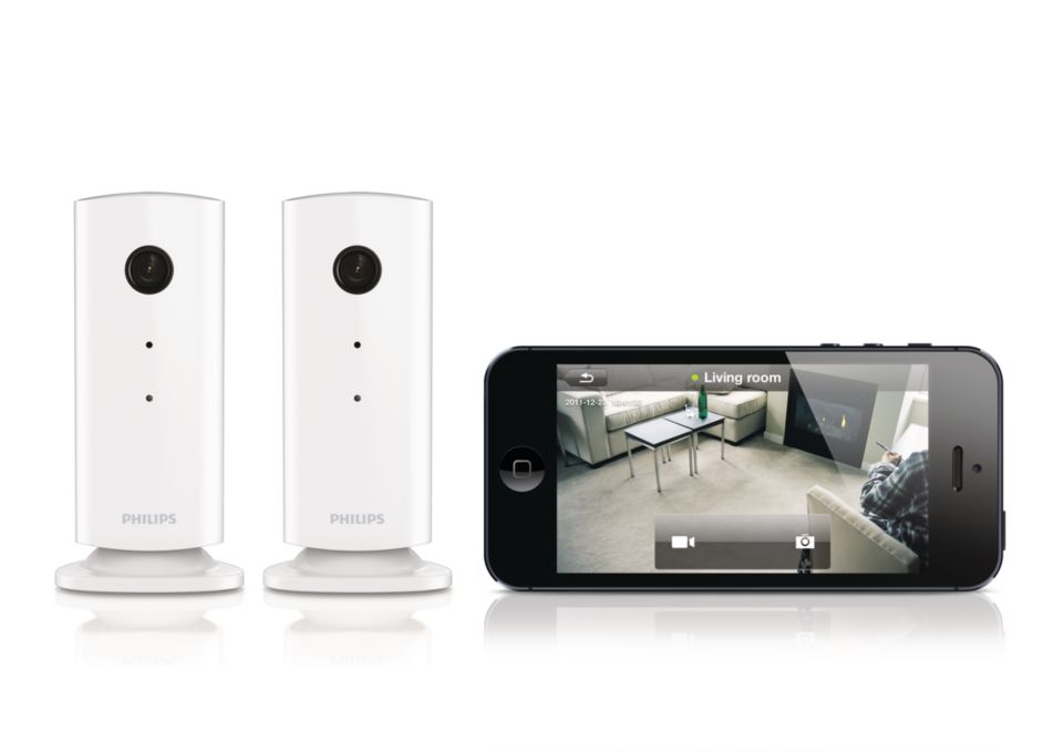 Philips M100G/05 In.Sight Camera Wireless Home Monitor ...