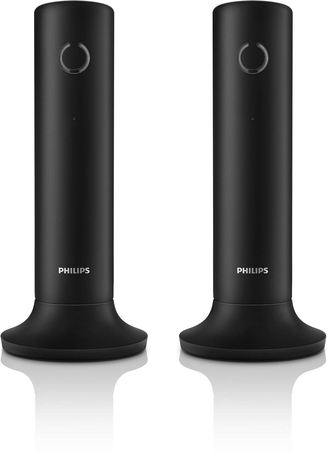 t l phone fixe sans fil design linea m3352b fr philips. Black Bedroom Furniture Sets. Home Design Ideas