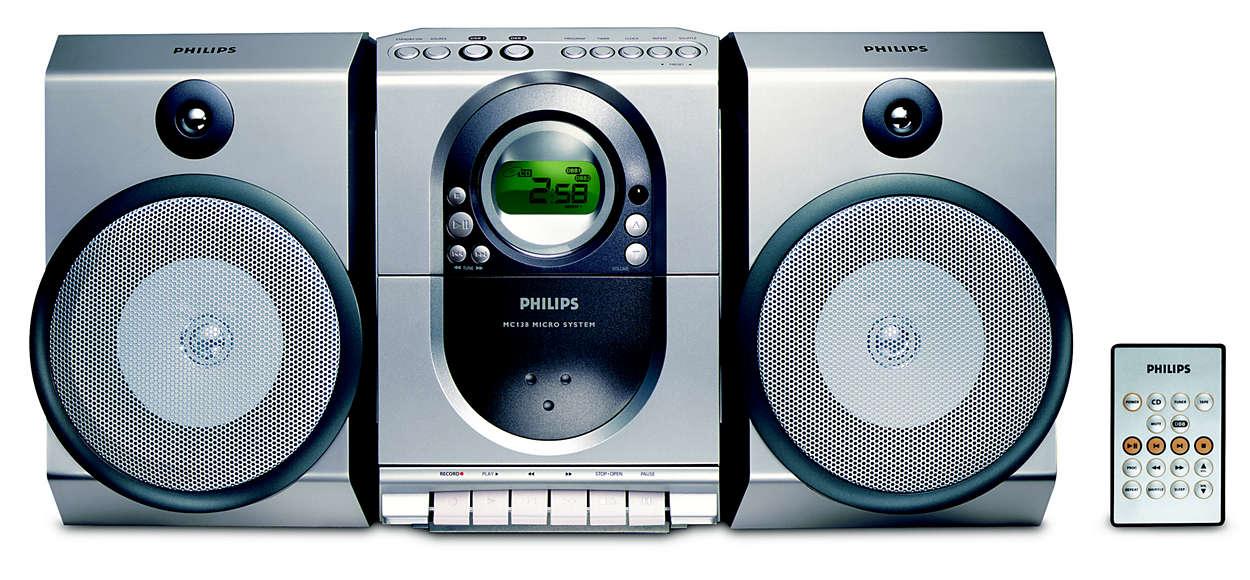 philips cd soundmachine az1852 user manual