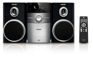 Philips  Micro Hi-Fi System CD playback MC147/98