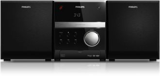 Philips  Classic DVD micro system 50W MCD135/51