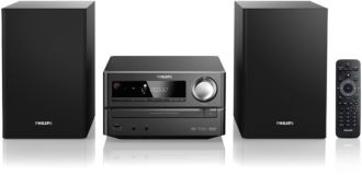 Philips  DVD micro music system  MCD2010/98
