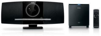 Philips  Microcine con DVD HDMI 1080p MCD388/55