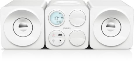 Buy The Philips Cube Micro Sound System Mcm1055 98