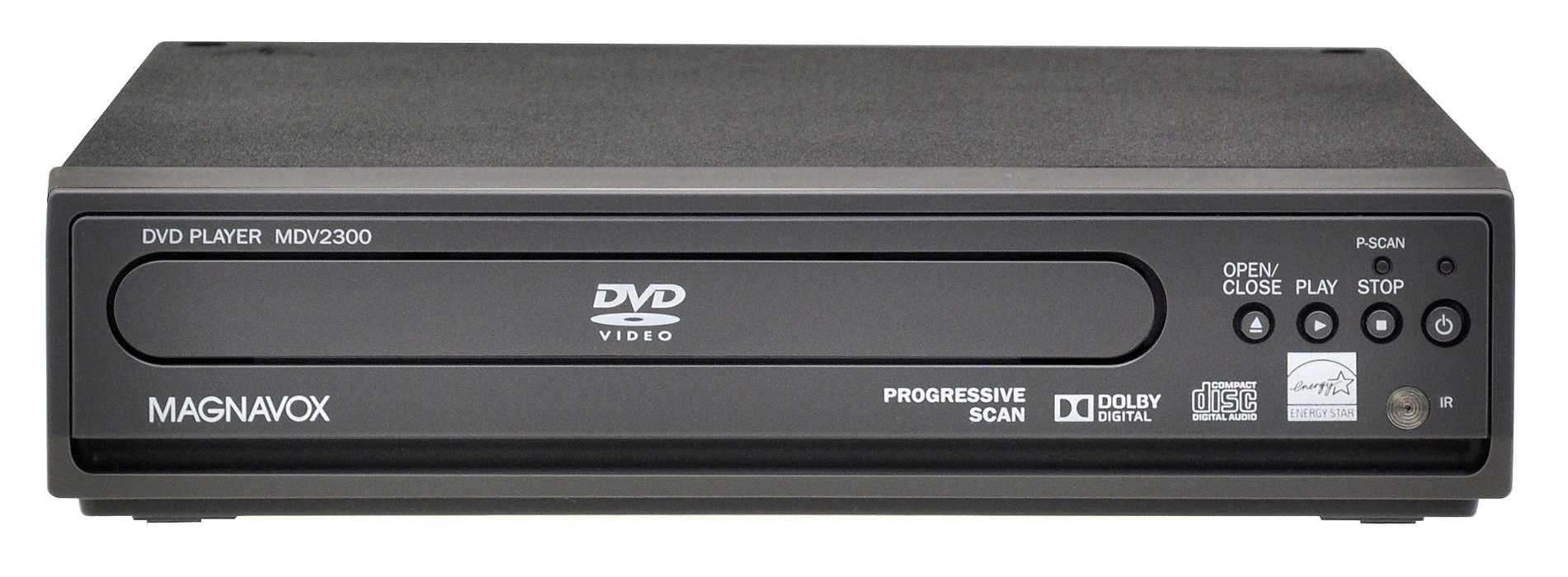 DVD Player with Progressive Scan
