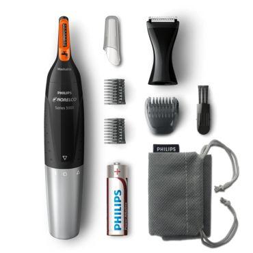 Philips Norelco Nosetrimmer 5100 Facial hair precision trimmer