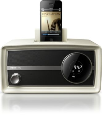 Philips  Original radio mini Cream ORD2100C/37