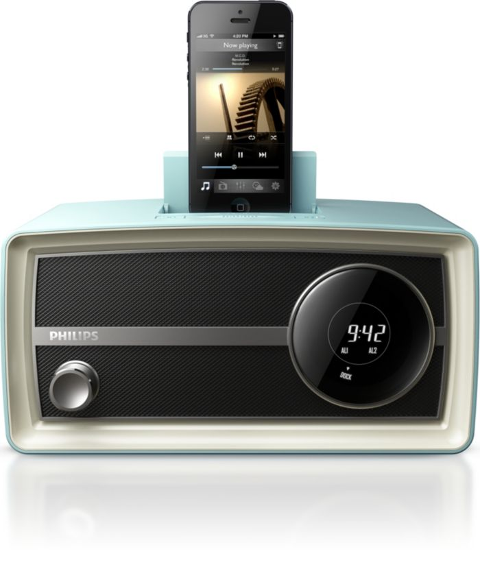 Set the trend with the Original Radio mini