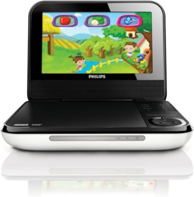 Portable DVD Player PD703/37   Philips