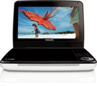 Philips  Portable DVD Player 23cm/ 9