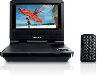 Philips  Portable DVD Player  PET727/94