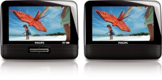 Philips  Portable DVD Player 17.8 cm (7