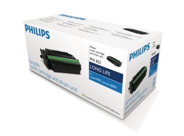 Philips  Toner cartridge and drum unit for LaserMFD series 6000 PFA822/000