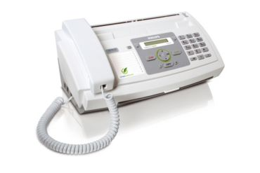 Philips  Fax med telefon och kopieringsapparat Magic 5 Eco Primo, vit PPF632E/PNW