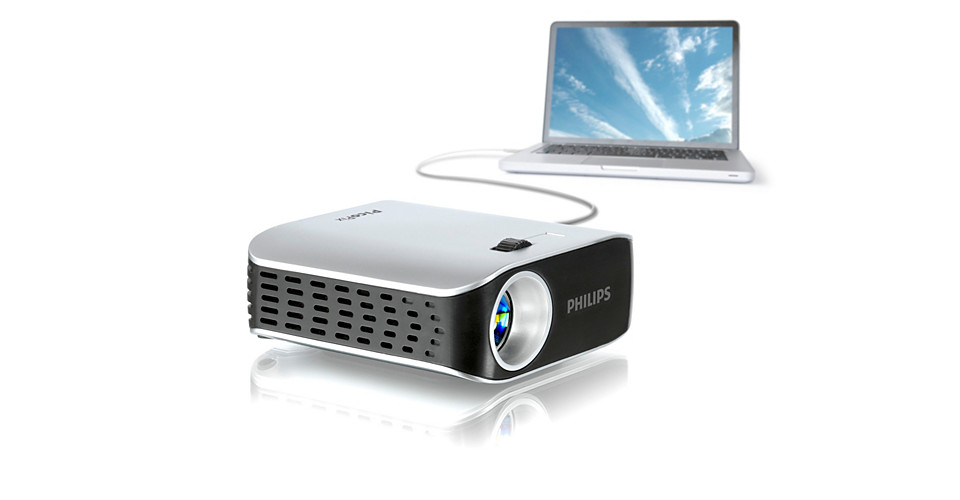 Philips picopix pocket projector end 9 11 2017 11 15 am for Smallest pico projector 2016