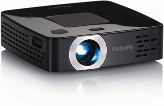 Philips  Pocket projector 100 lumens PPX2495/F7