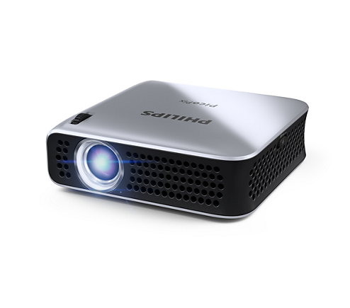 Picopix pocket projector ppx4010 int philips for Pocket projector video