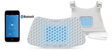BlueTouch App-controlled pain relief patch
