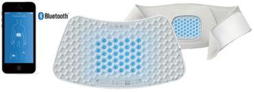 BlueTouch Patch anti-douleur contrôlé via une application