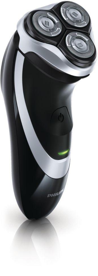 Máy cạo râu khô với đầu cạo Linh hoạt DualPrecision