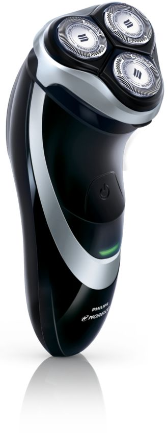 Philips PowerTouch dry electric shaver DualPrecision blades PT730