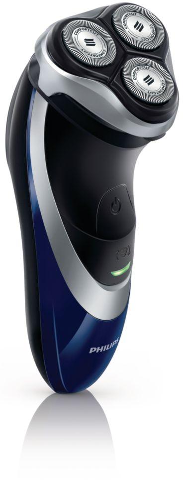 PowerTouch afeitadora eléctrica en seco