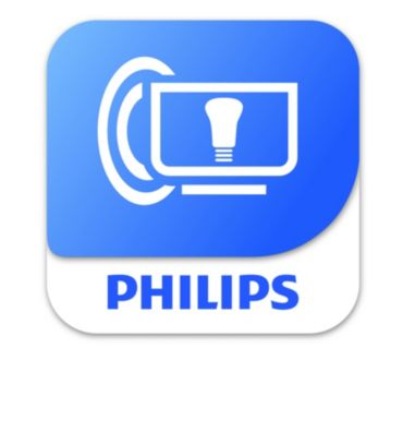 Philips  Ambilight+hue app endast för Philips TV-apparater PTA008/00