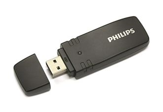 Philips  Adaptador Wi-Fi USB para TVs Philips PTA01/00